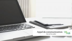 Appel de communication